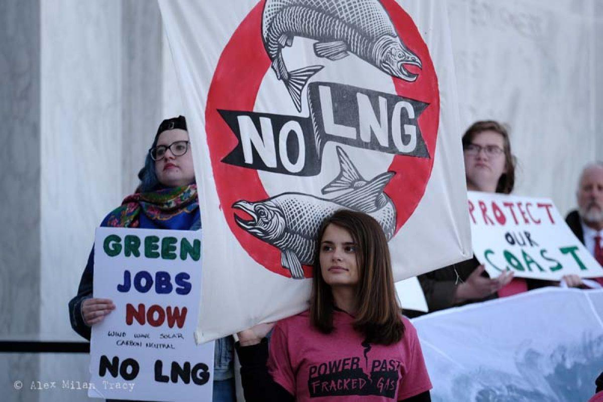 PRESS RELEASE: Federal Energy Regulatory Commission Upholds Oregon's Denial of Key Jordan Cove LNG Permit