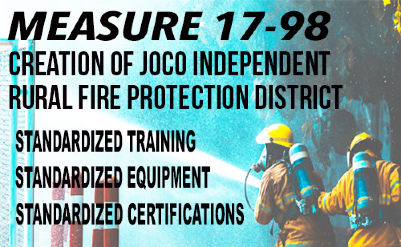 Review of Measure 17-98 : Formation of Josephine Rural Fire Protection District
