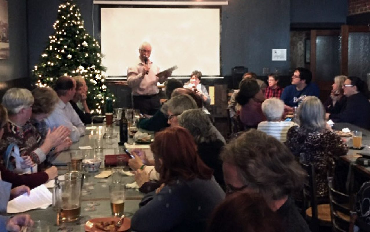 Holiday Party (and Meeting) 2019