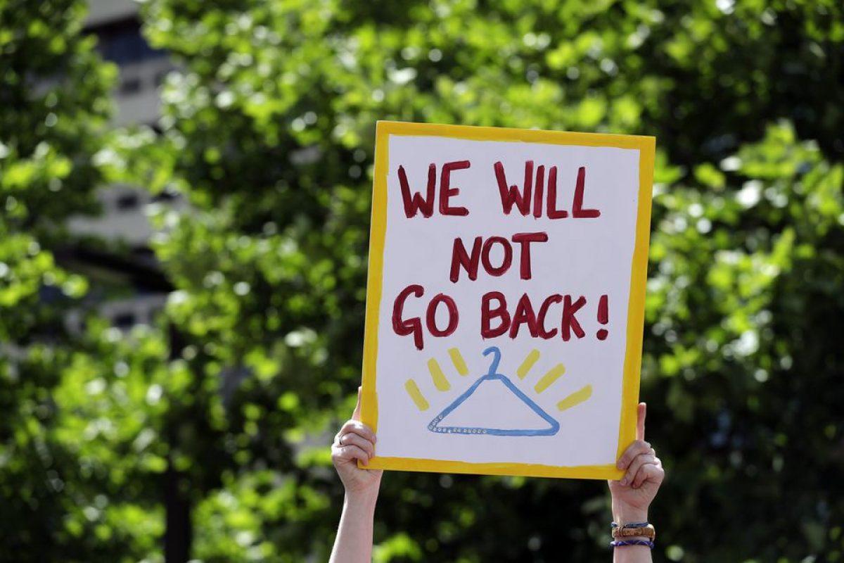 Oregon won't go back …