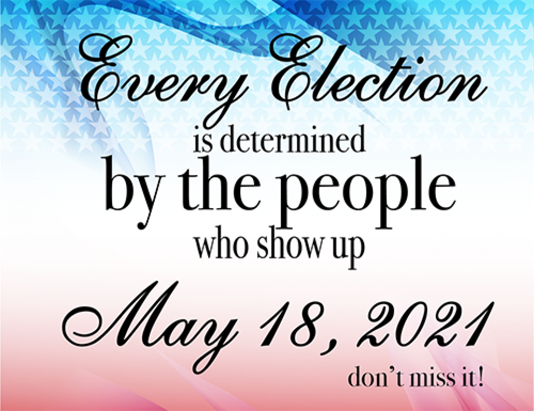 Every Election Is Important!
