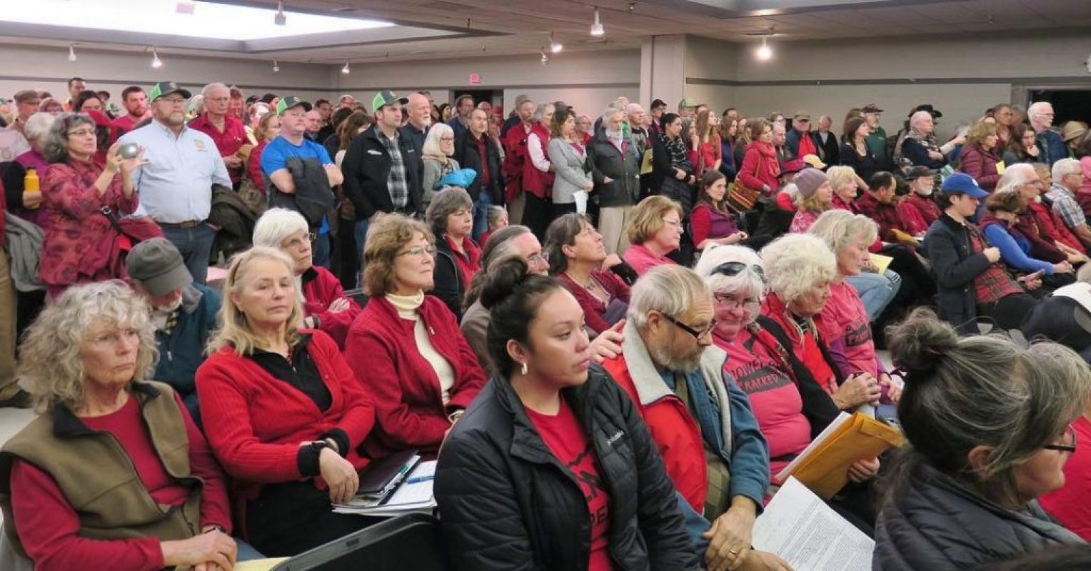 Wonderful News – Oregon Department of Environmental Quality Denies Permit to Jordan Cove Terminal / LNG Pipeline Project