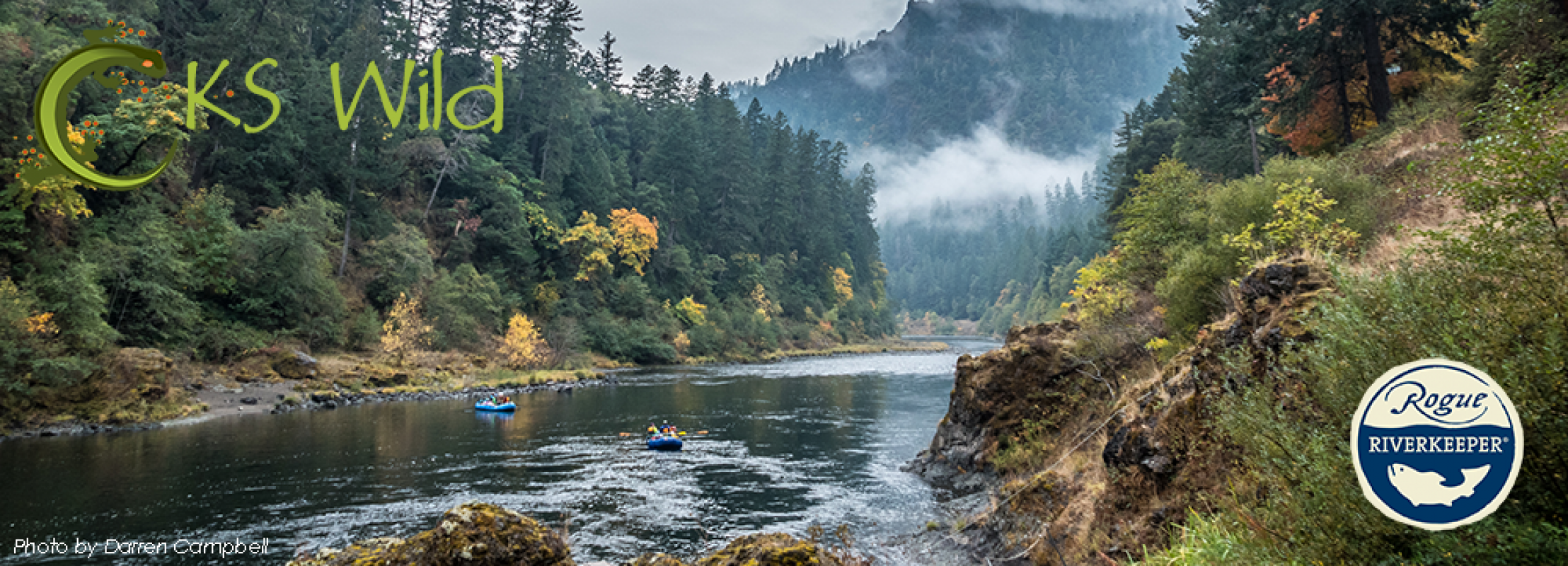 Let's Join KS Wild and Thank Senators Wyden and Merkley for Protecting Our Wild Rivers