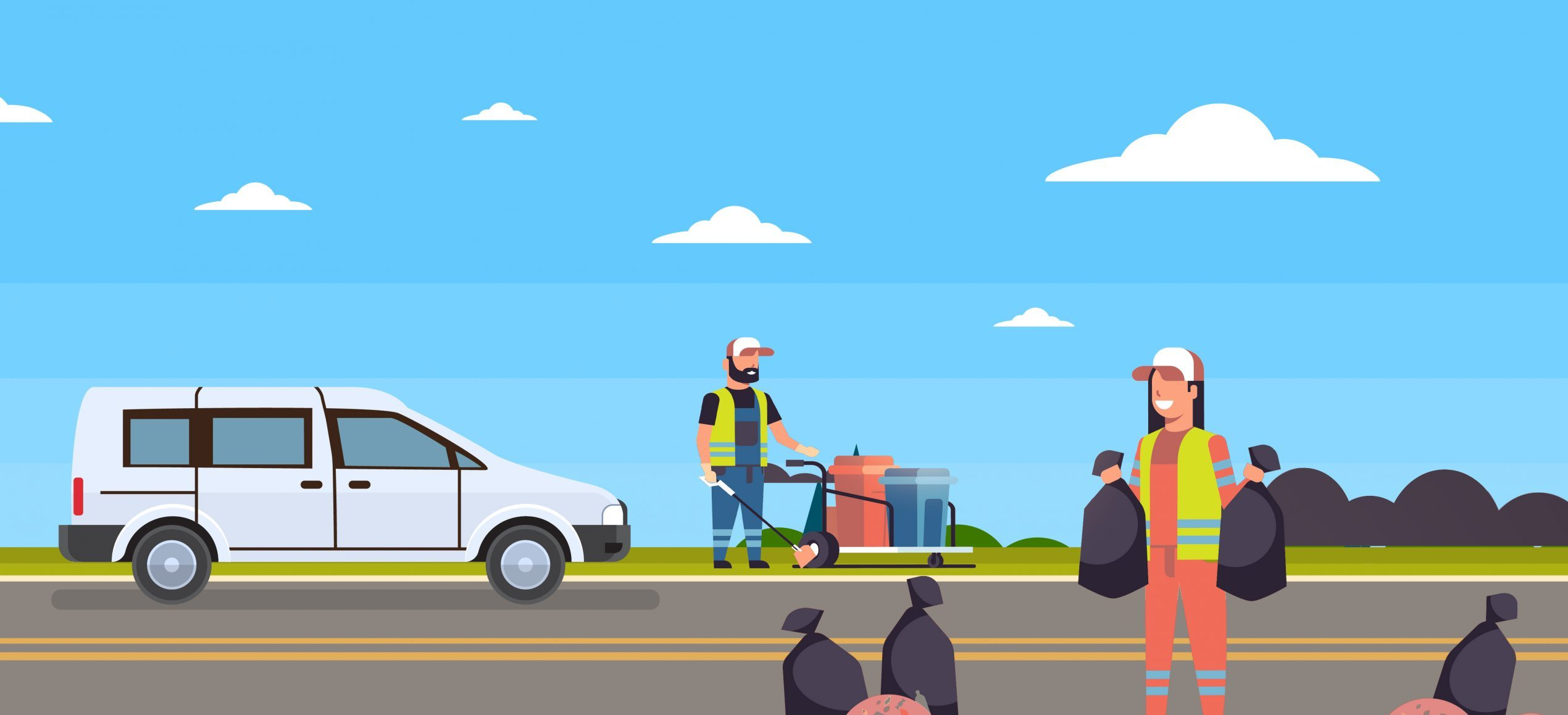 Roadside Clean up