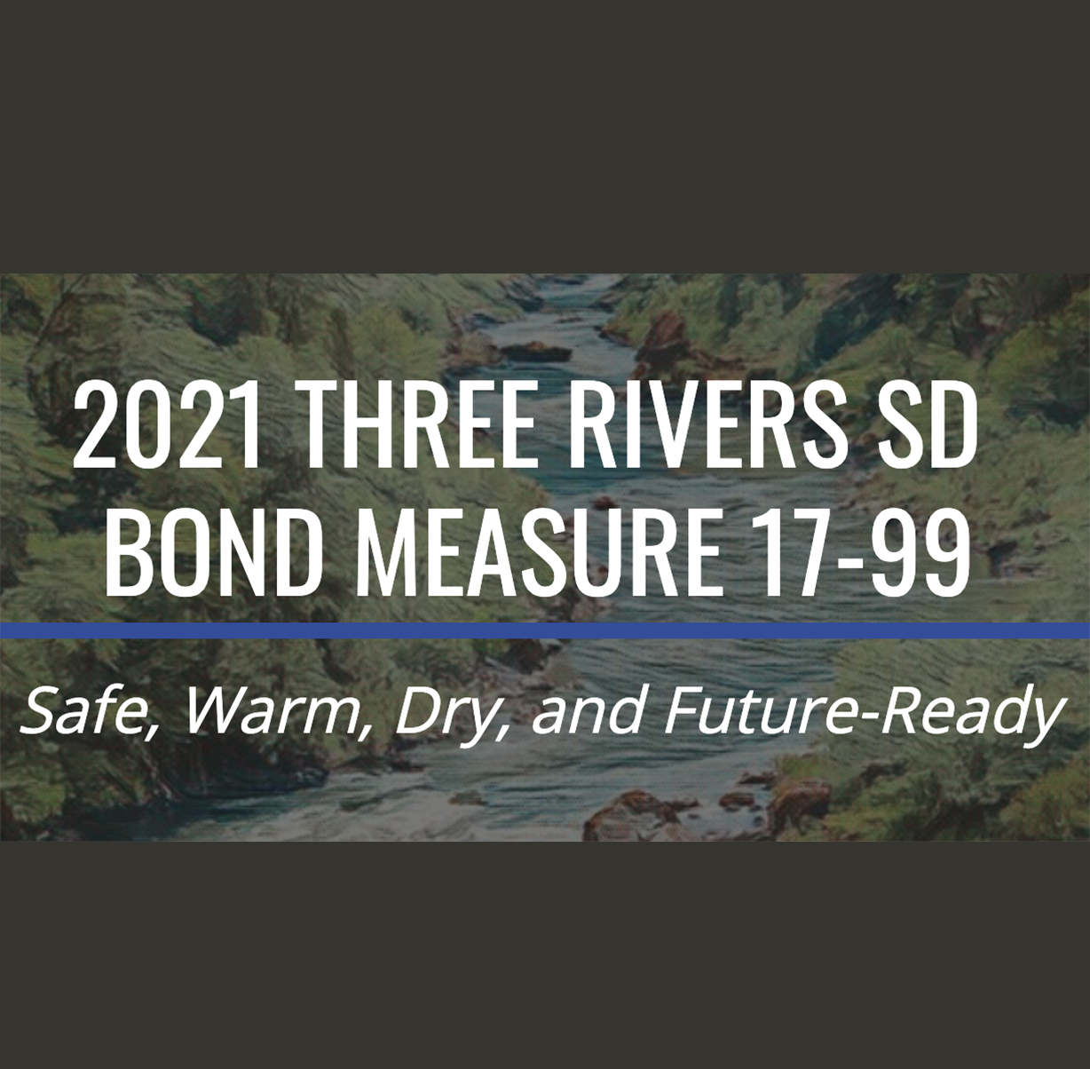 Bonds to Improve Student Safety, Programs and School Facilities.