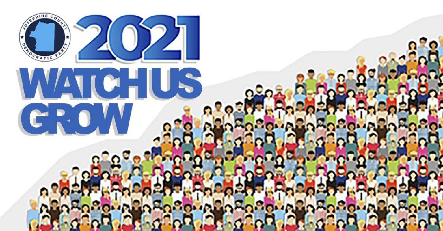 2021 – WATCH US GROW!