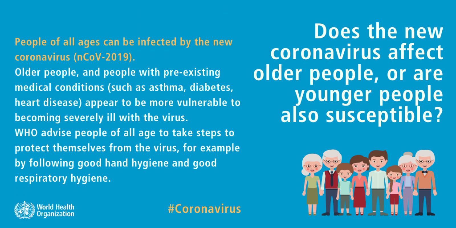 Busting myths about COVID-19